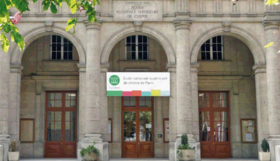 Façade rue Pierre et Marie Curie