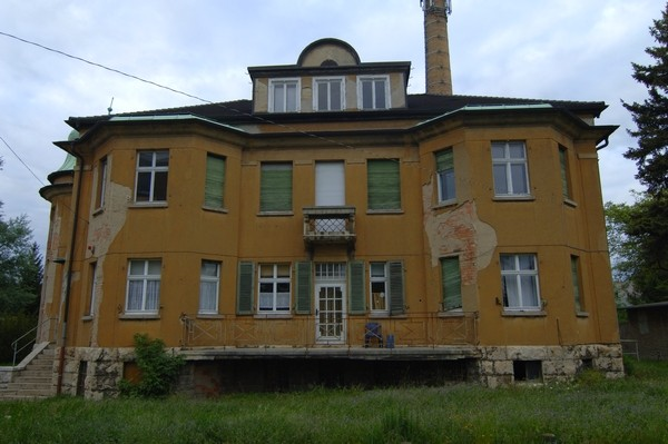 Sanierung Mehrfamilienhaus, Apolda