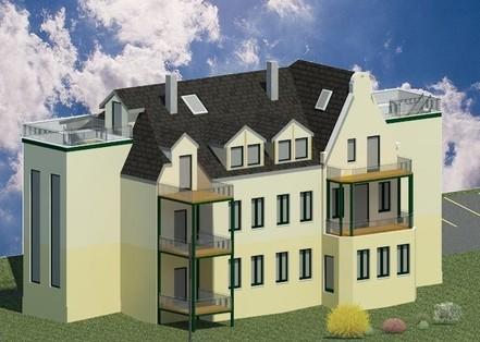 Umbau Villa Bad Klosterlausnitz