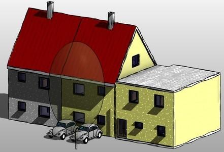 Erweiterung Einfamilienhaus, Erlangen