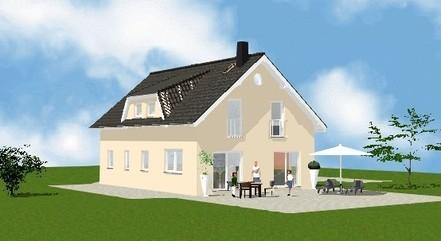 Neubau Einfamilienhaus, Eppendorf