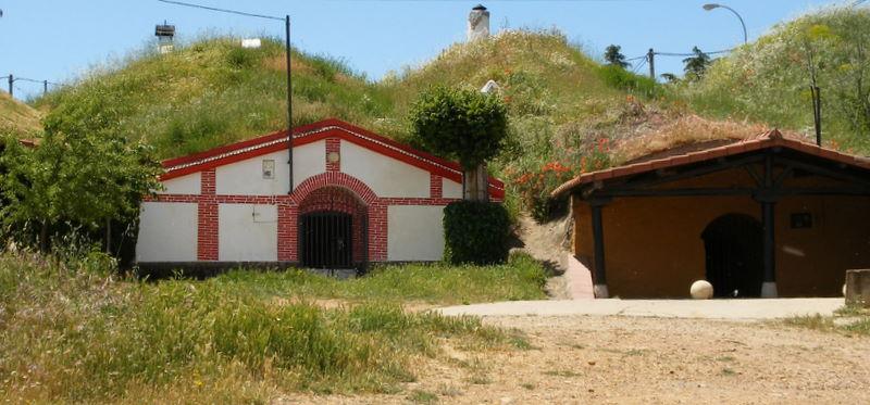 Des caves sous terre