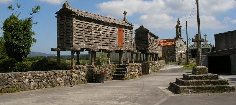 Horeos, grenier Galicien