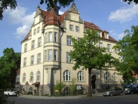 Rathaus Leuben