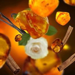 Amber Powder