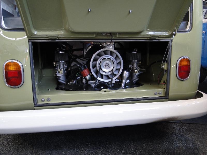 sauberer T1 mit leckerem Motor