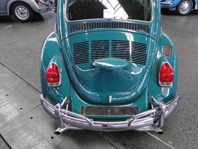 eine 67er mit 356 Motor in den Papieren ist Porsche als Hersteller eingetragen