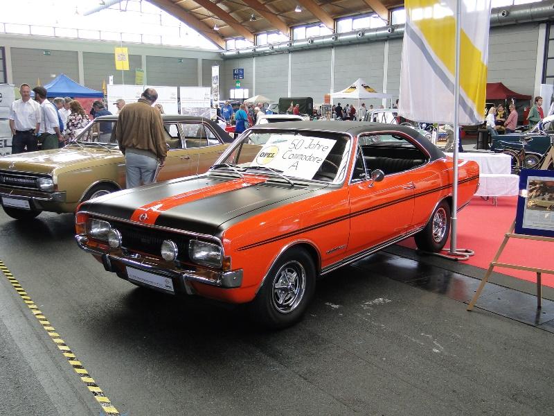 nicht weniger schön Opel Commodore