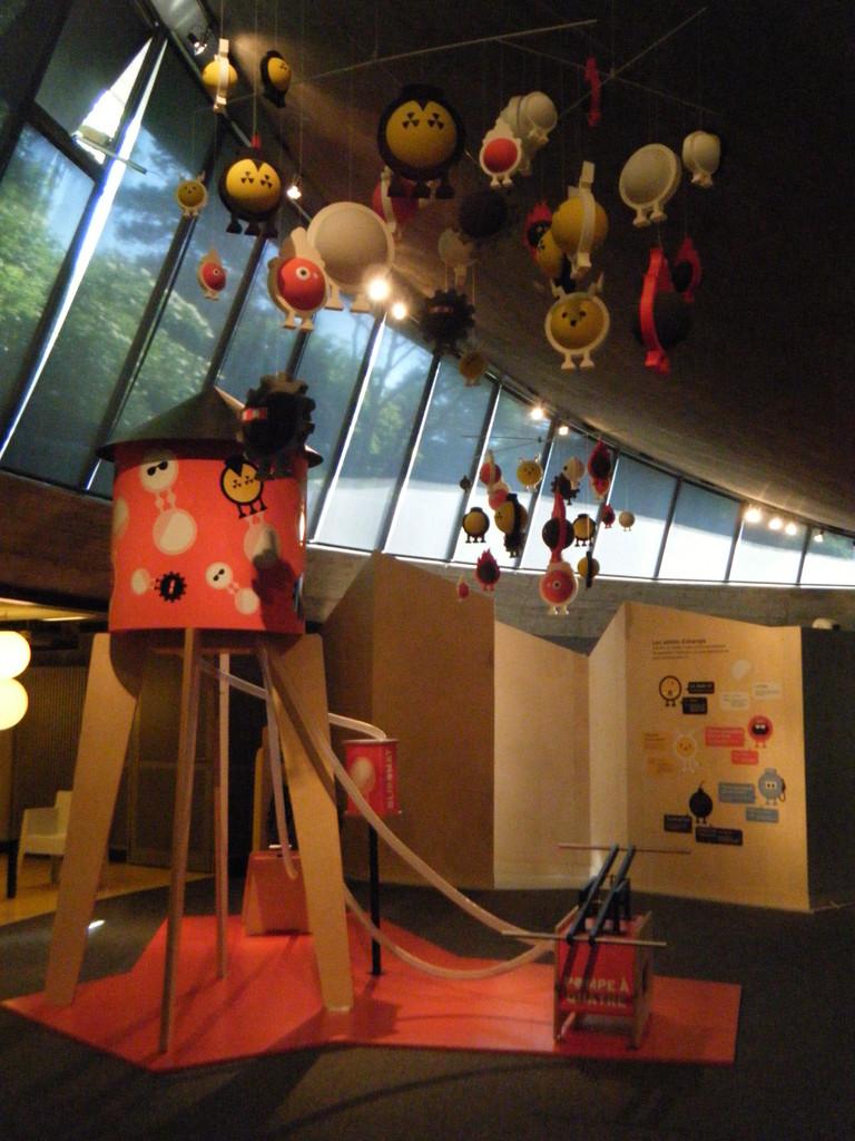 Espace des Inventions, Lausanne