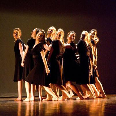2008 - Cohorte de 5e secondaire du Collège Sainte-Anne lors du spectacle de fin d'année