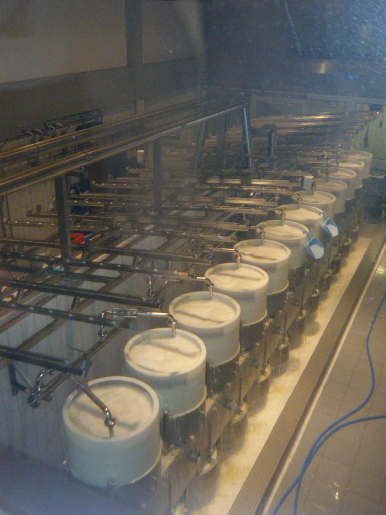 Filtrage du petit lait