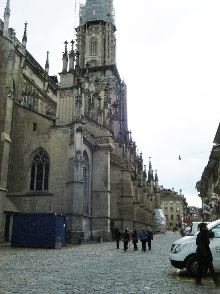 Cathédrale de Berne
