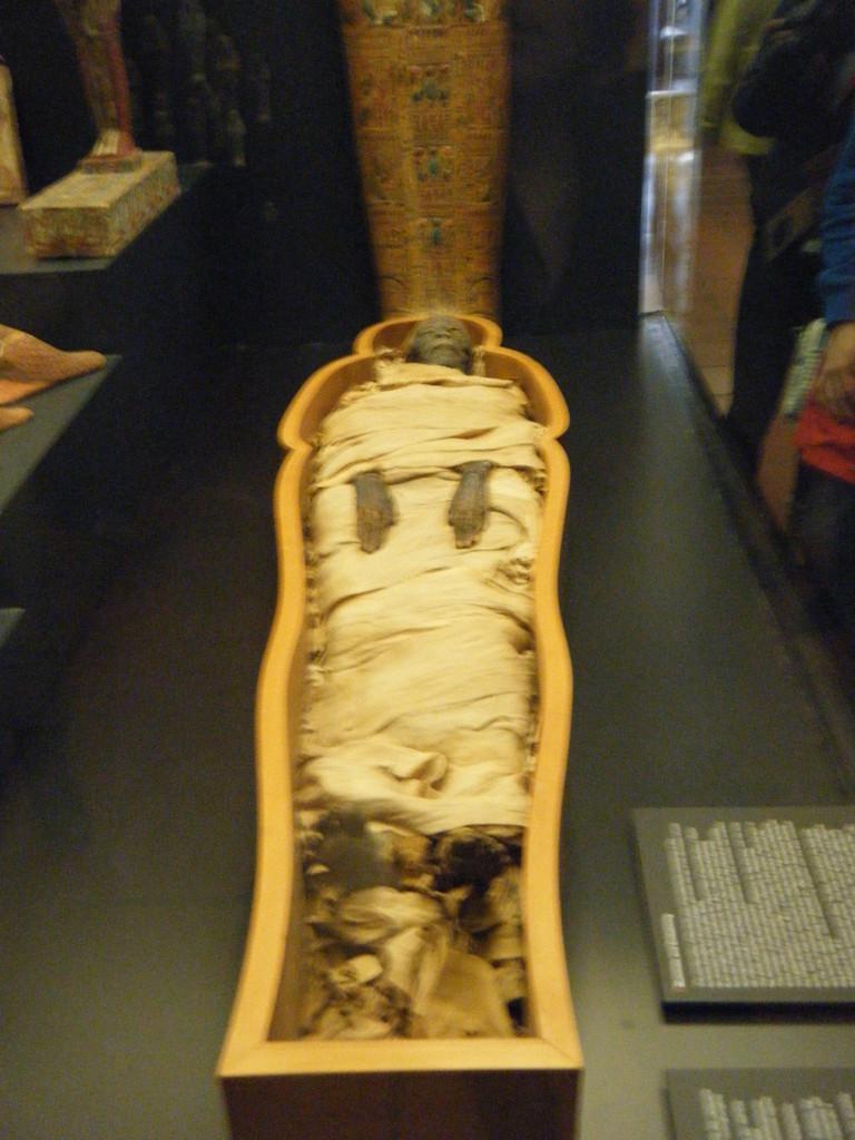 Sarcophage - Musée du Vatican