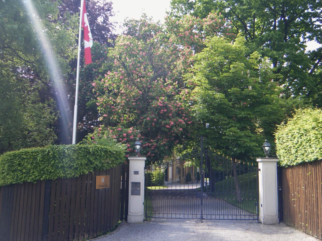Ambassade du Canada à Berne