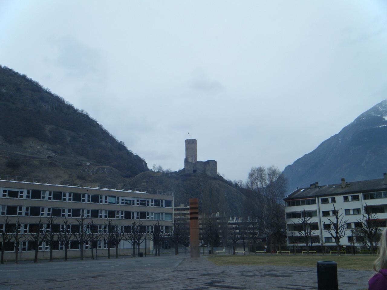 École de Martigny-ville