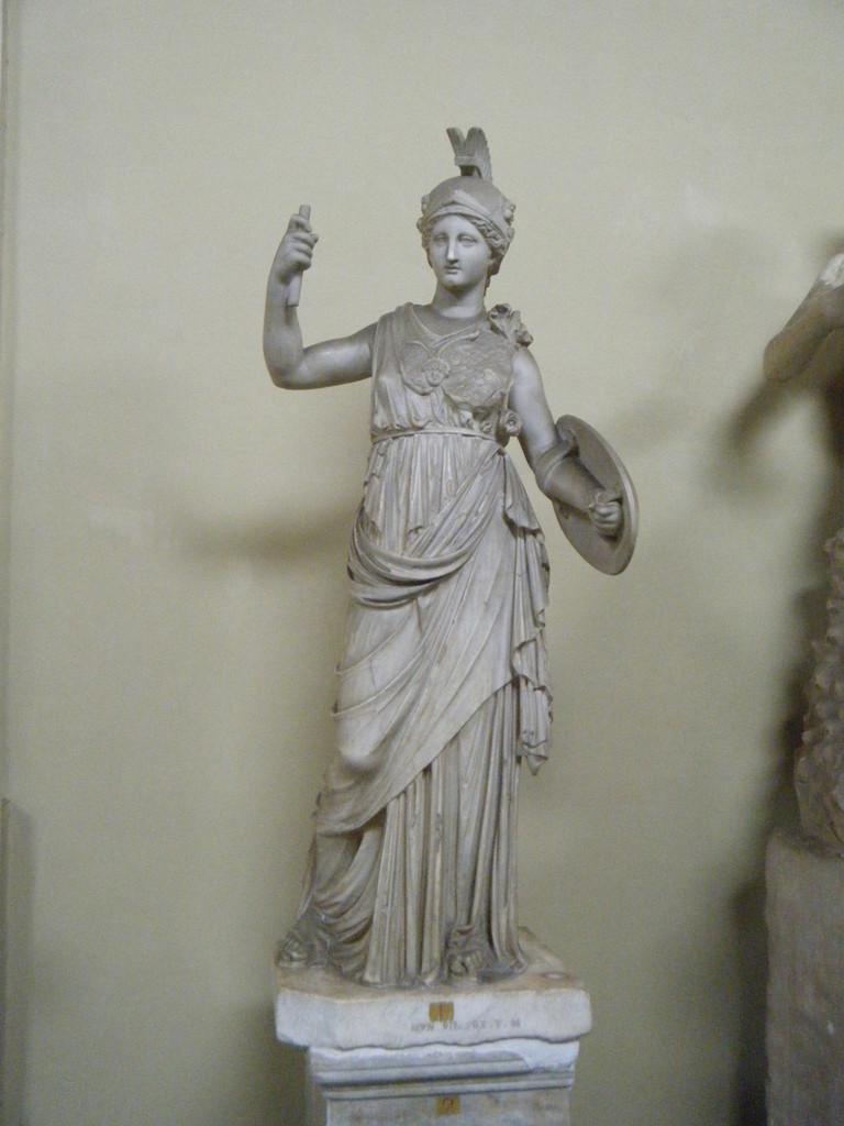 Statue de Vénus - Musée du Vatican