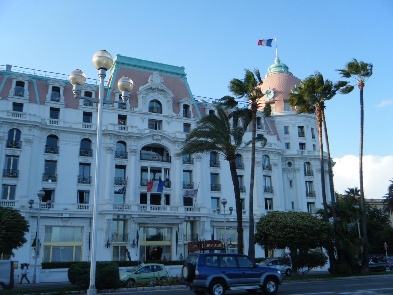 Nice - Hôtel célèbre