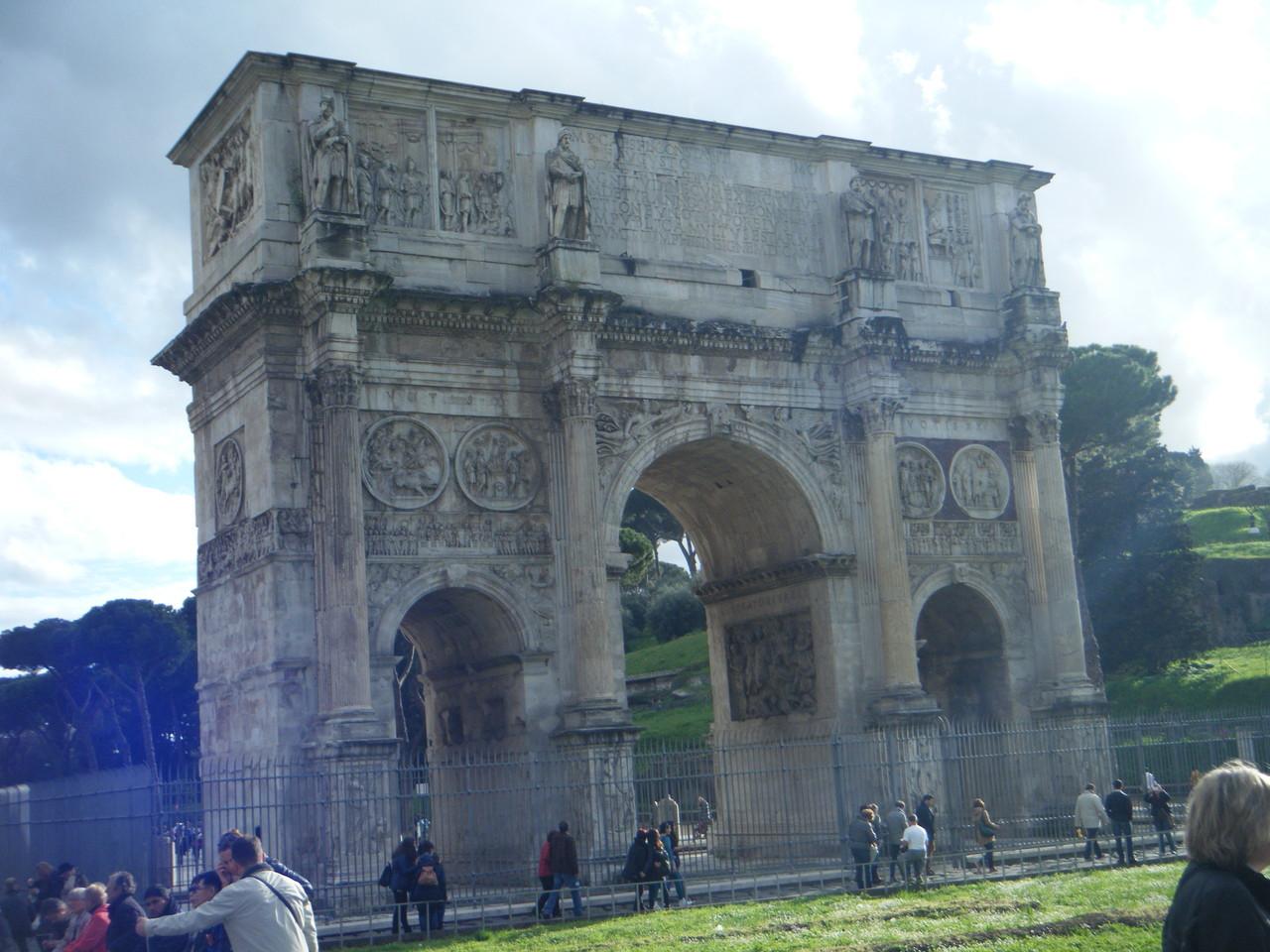 Arche de Constantin