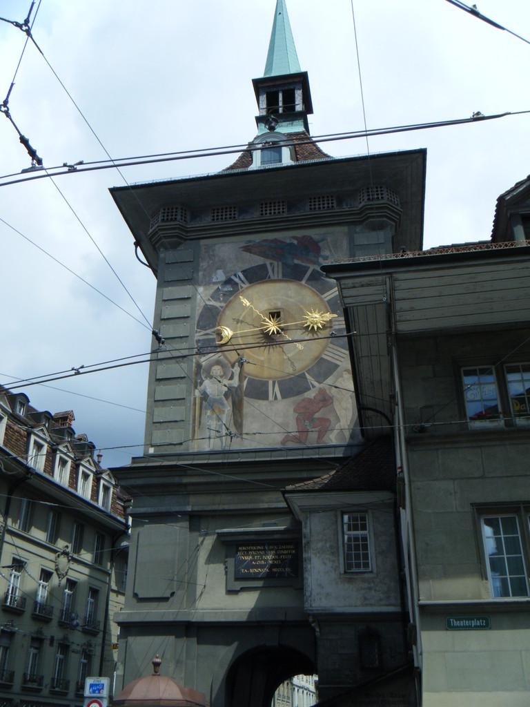 Tour de l'horloge ou Zytglogge