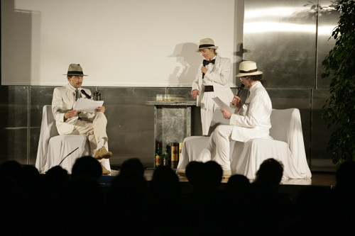 Lecture-spectacle à l'occasion du bicentenaire de l'abolition de l'esclavage