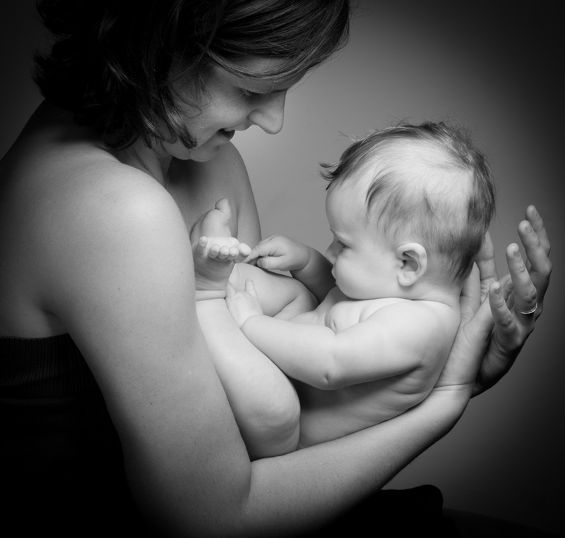 L'ostéopathie après l'accouchement
