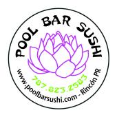 RIncon, Puerto Rico pool bar sushi