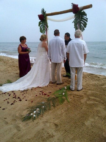 All Events Puerto Rico Beach Wedding