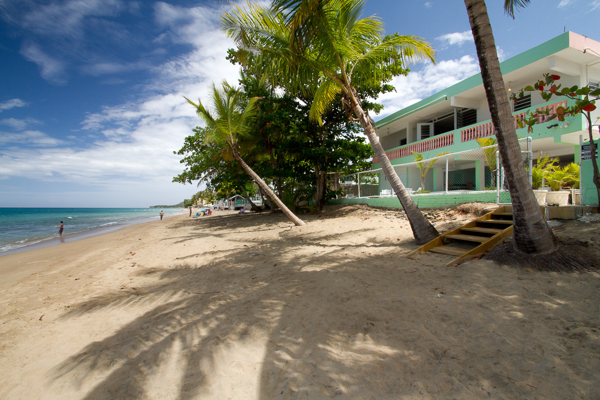 Rincon, vacation, rental, beachfront