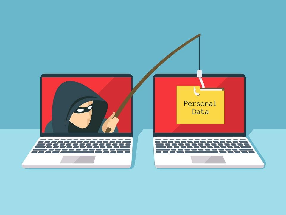 Phishing (Robo de Datos personales)
