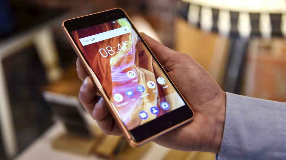 10 Smartphones Vulnerables ante Ciberataques
