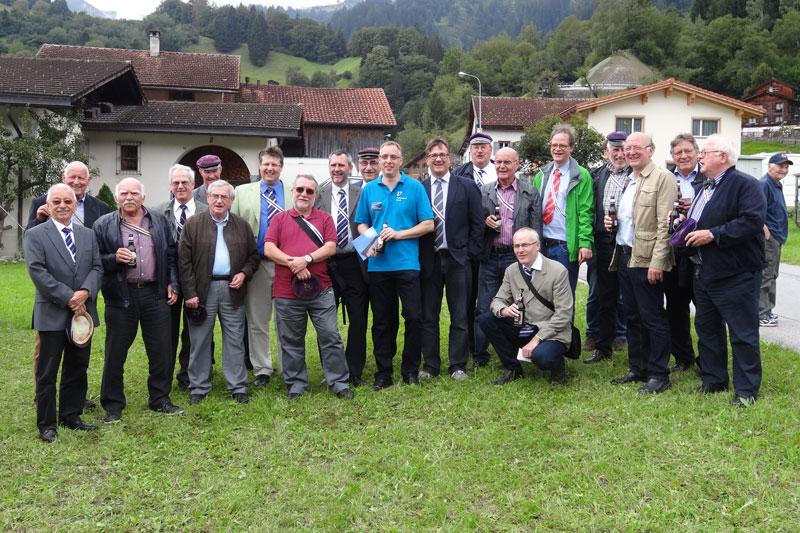 Besuch der Textilia Wattwil