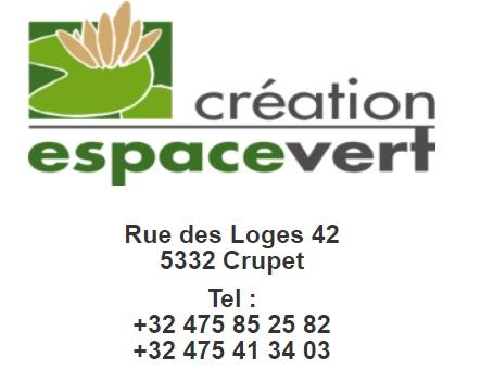 Sponsor Mat'et Eau Création Espacevert