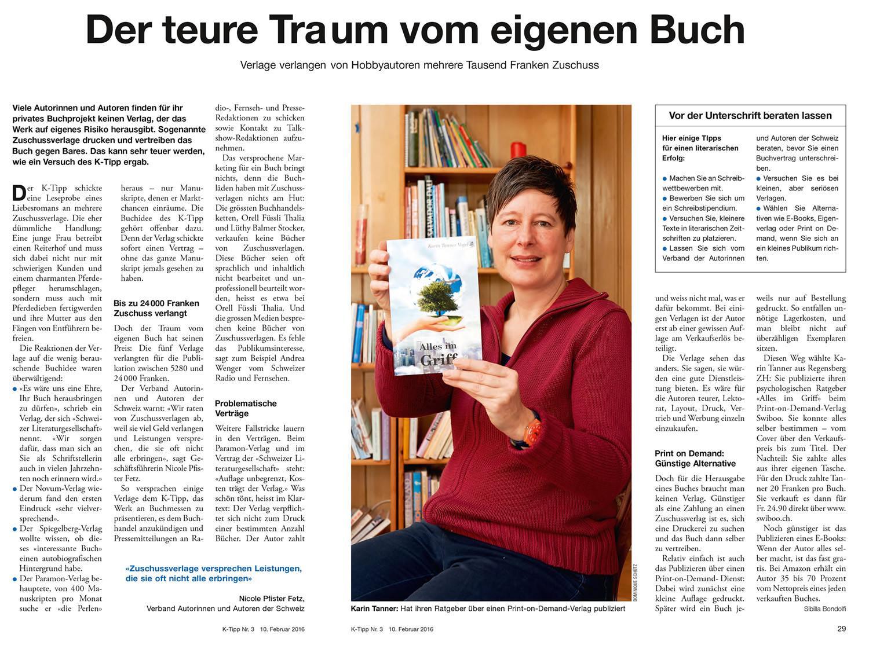 Aktuelles Zum Verlag Il Verlag