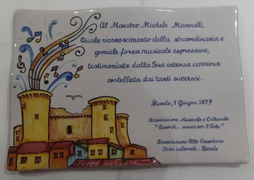 OMAGGIO AL MAESTRO MICHELE MARVULLI - SAHARA IL REGALO