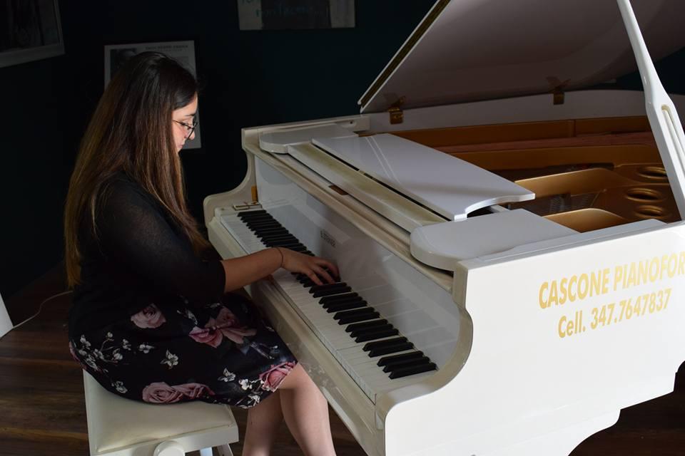 ANGELA LONGOBUCCO PIANOFORTE PRIMO ASSOLUTO CAT. C