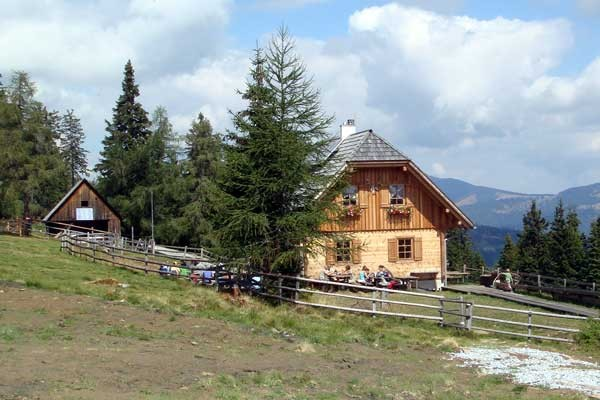 Die Bernstein Hütte