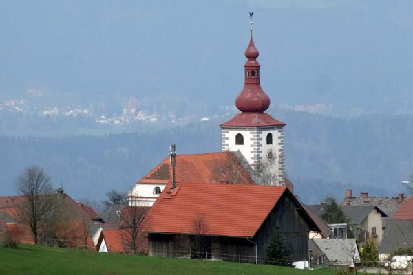 Die Pfarrkirche Edelschrott