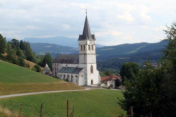 Die Leonhardikirche