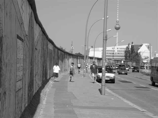 9. Berlijnse muur