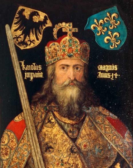 20. Karel de Grote