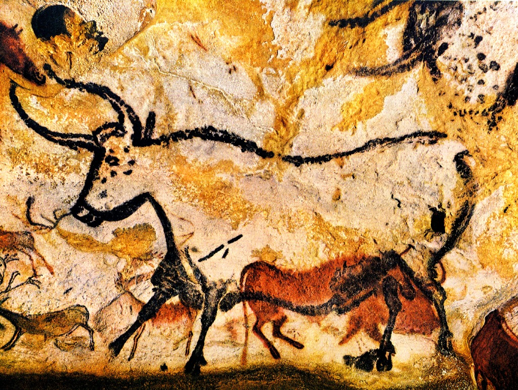 23. Grotten Lascaux
