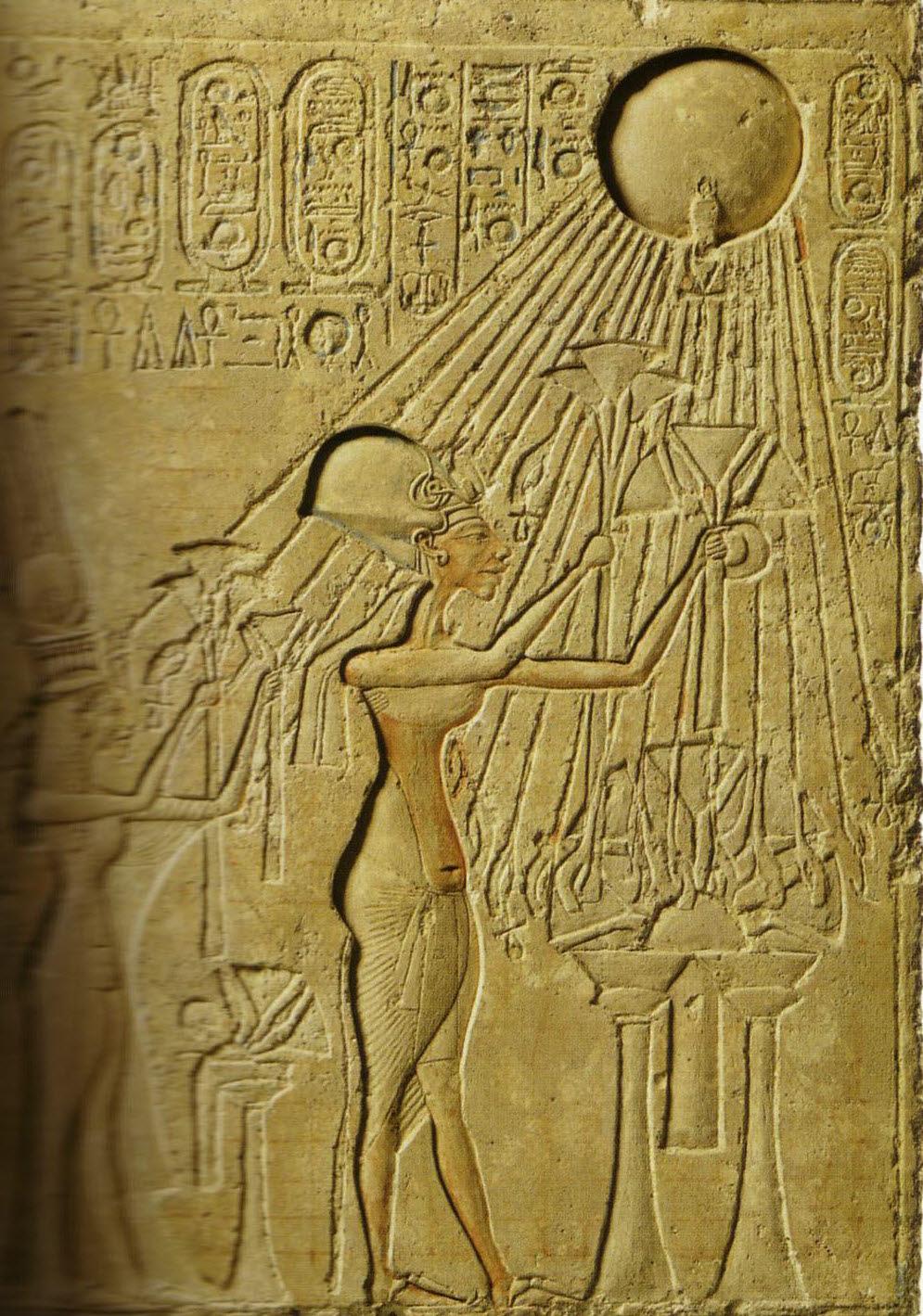 8. Farao Achnaton