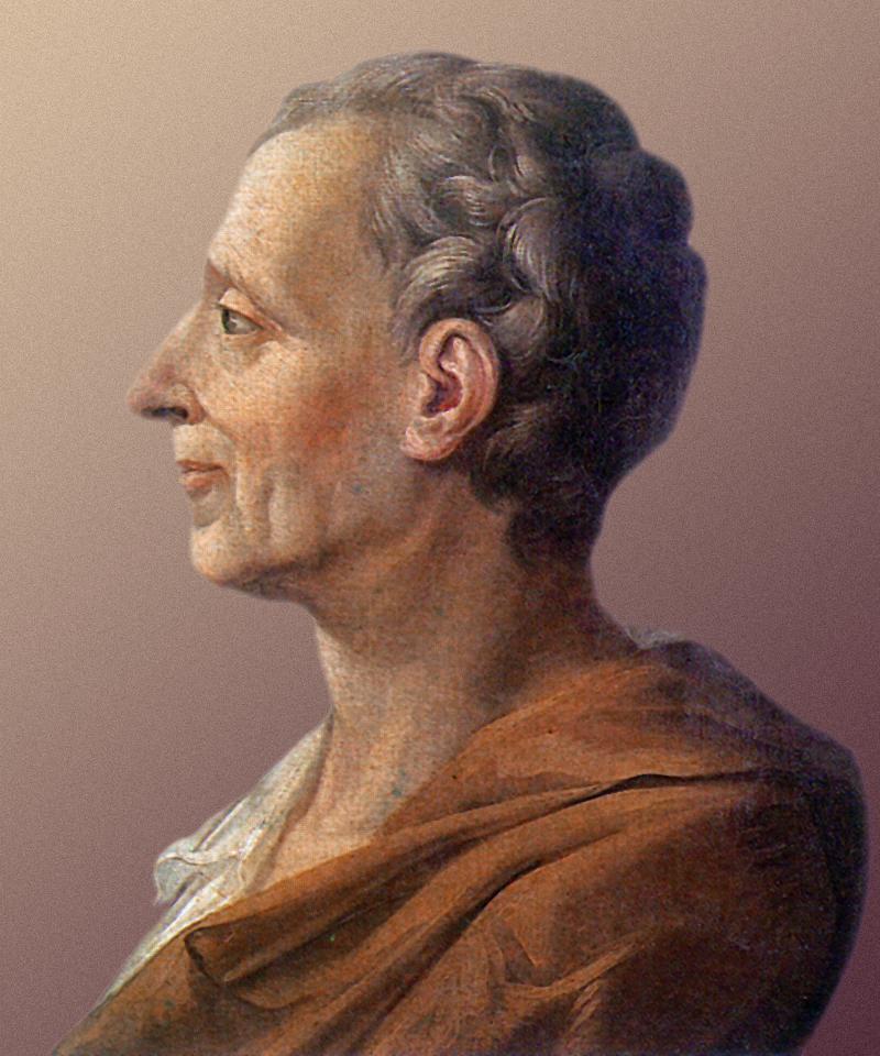 27. Montesquieu