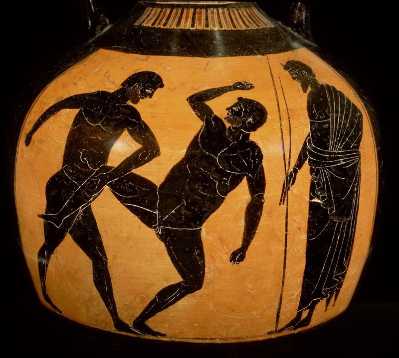 34. Griekse vaas