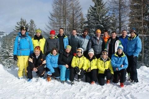 26.01.2014 - Team Großfeldkircher Mannschafts-MS WSV Nofels