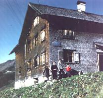 Erste Vereinshütte Damüls