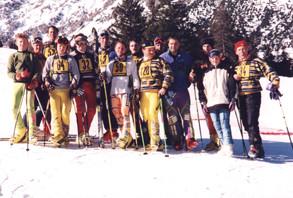 Großfeldkircher Meisterschaften in den 90er Jahren