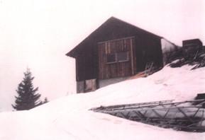 Pendelbahn Bergstation