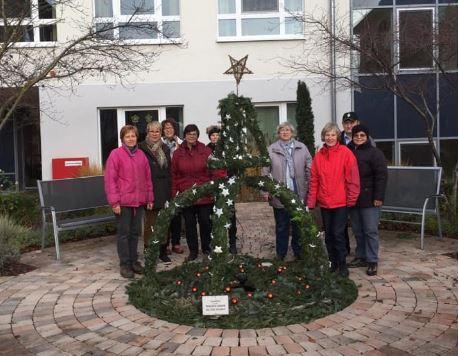 Die Damen der Frauen-Union Zirndorf