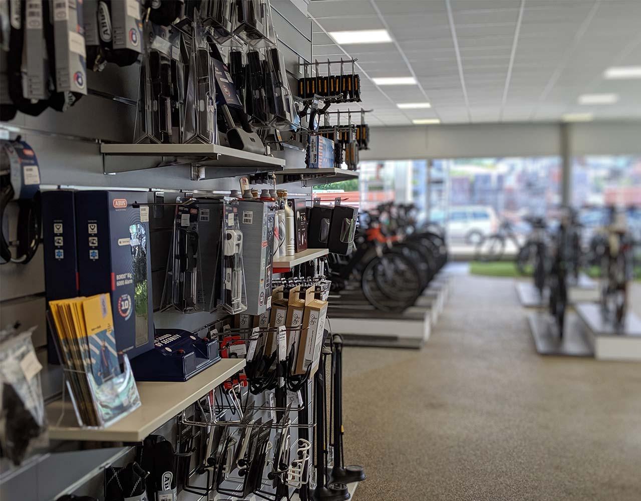 Auch die Sicherheit Ihres e-Bikes liegt uns am Herzen – Finden Sie Ihr optimales e-Bike Schloss bei uns!